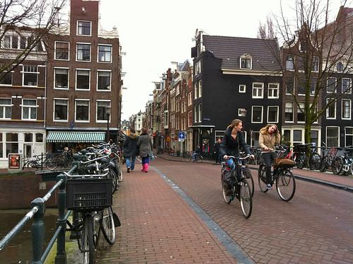 Amsterdam Bikes - 1