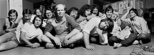 Apple 1984 Macintosh Design Team