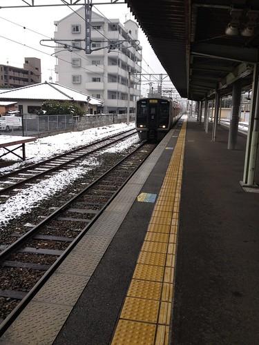 福北ゆたか線快速列車