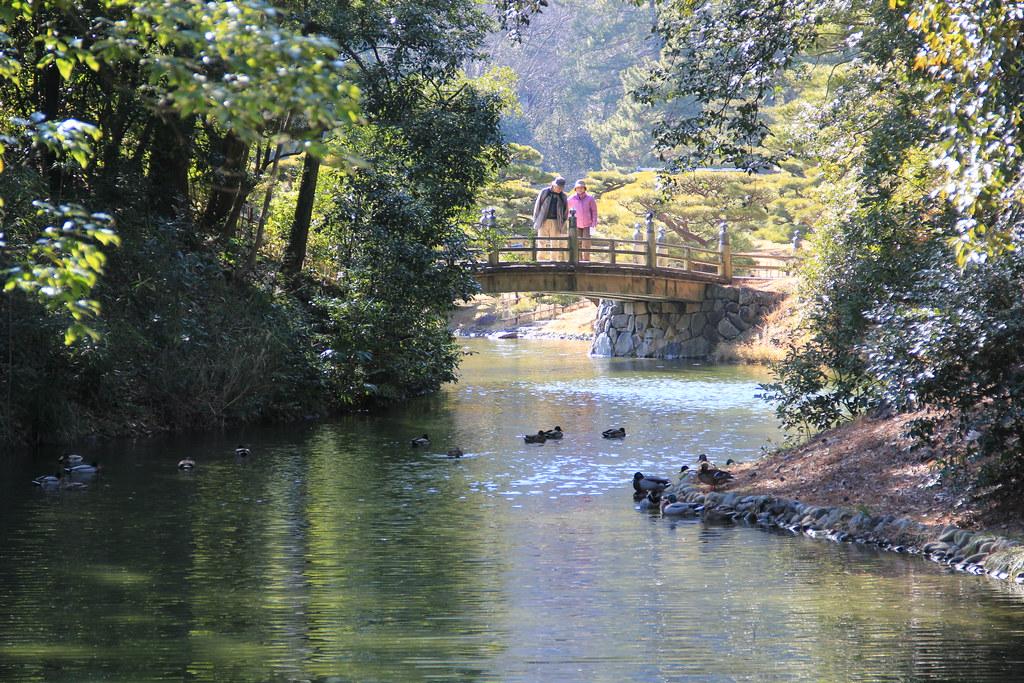 Ritsurin Park, Takamatsu, Kagawa