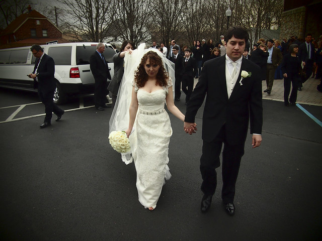 Mrs. Stephanie Kalan-Turselli and Mr. Matthew John Turselli.