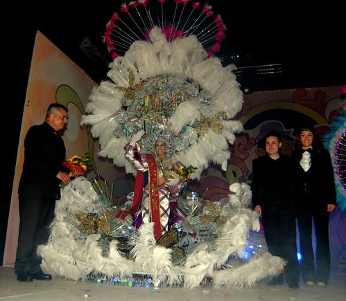 Reina Adulta del Carnaval de Ycod