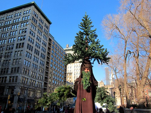 Tree, Union Square