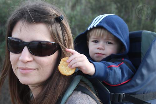 mama want a cracker?