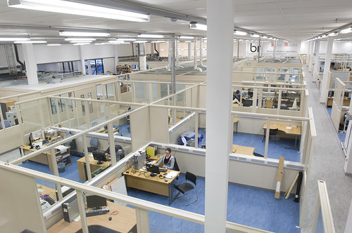 World class research facilities at the Bristol Robotics Laboratory