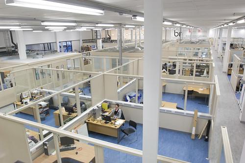 World class research facilities at the Bristol Robotics Laboratory