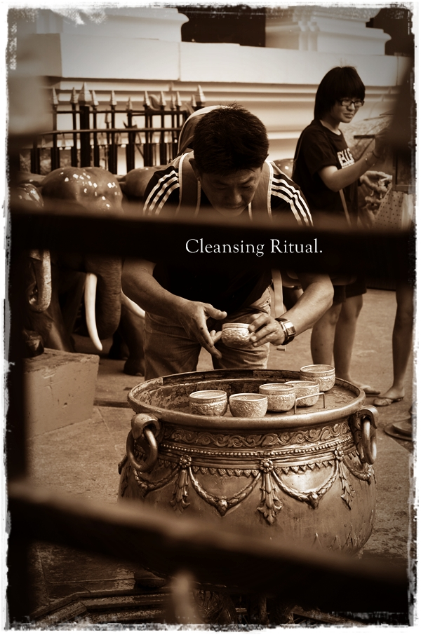 Cleansing Ritual