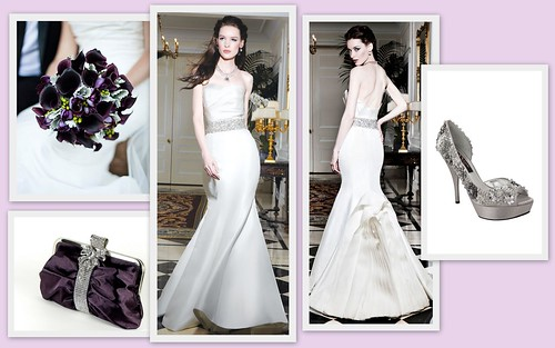 {Chic Glamour} Bridal Style by Nina Renee Designs