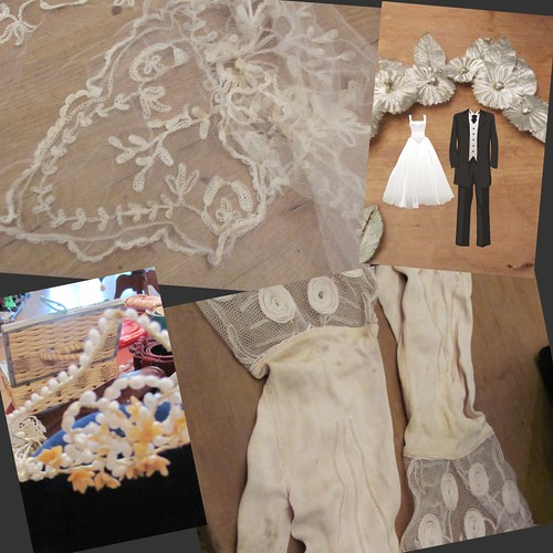 Wedding Finery by Vintage Vision