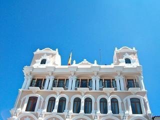 Hotel Plaza Grande in Quito