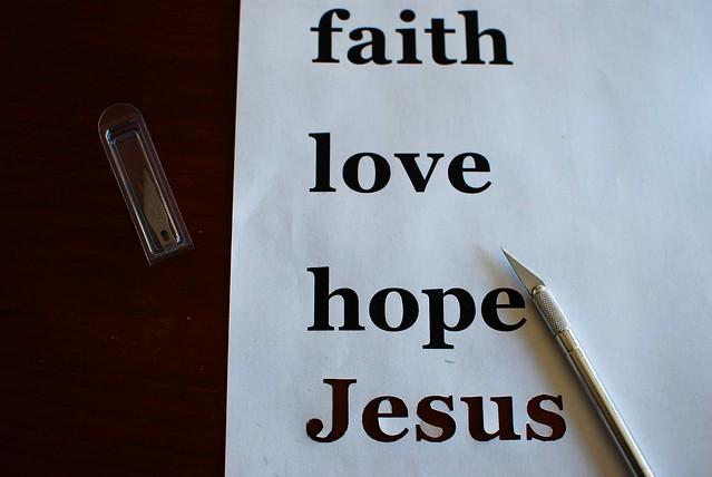 Jesus Stencil1