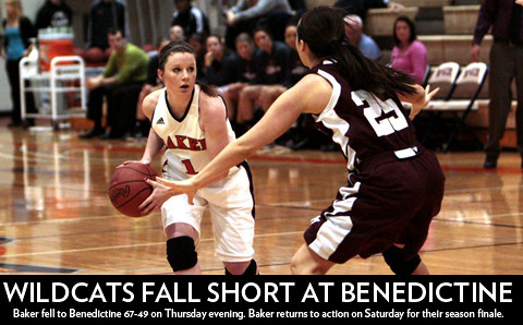 Benedictine Letdown