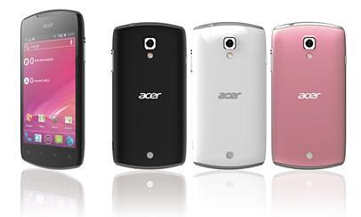 Liquid Glow Smartphone
