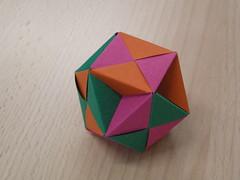 Knotology cuboctahedron