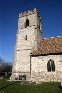 Church in Hauxton