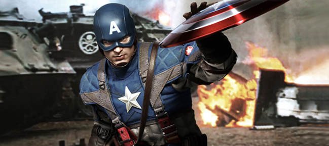 Hot Toys - Captain America