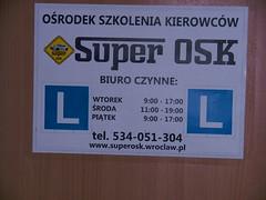 Prawo jazdy we Wrocławiu