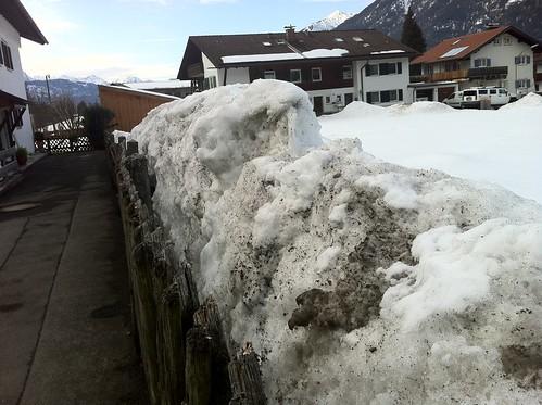 Einredende in Garmisch-Partenkirchen