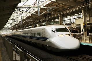 旅の新幹線 I love Shinkansen