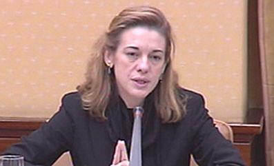 pilar manjón, presidenta de la asociación 11-m afectados por el terrorimo