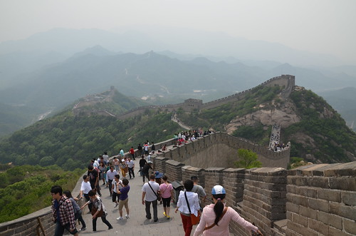 Josephine Lim's photo of the Great Wall at Badaling.