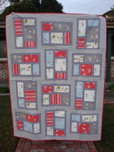 Storyboek Window Quilt Front