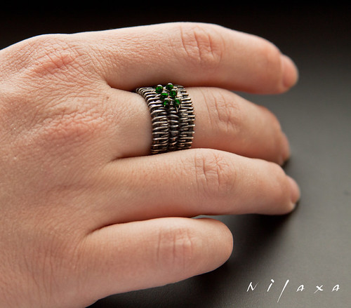 Кольцо Лесной царь  / Ring Wood tsar