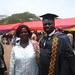 DJ Black graduates