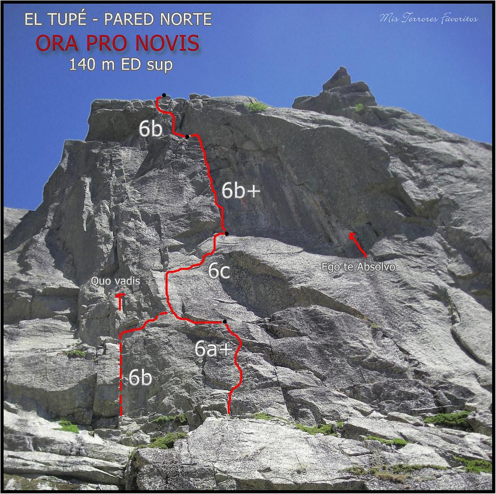VÍA ORA PRO NOVIS- EL TUPÉ - GALAYOS