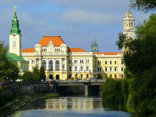 City Hall Oradea Transylvania Romania (Explored)