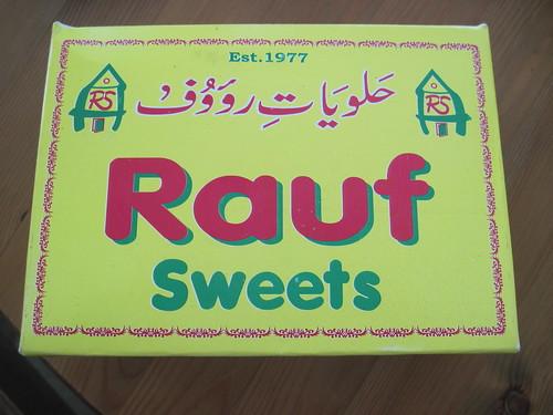 Rauf Sweets Box