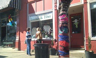 Friends and Fiber store
