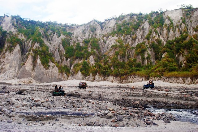 4WD tour to Mount Pinatubo