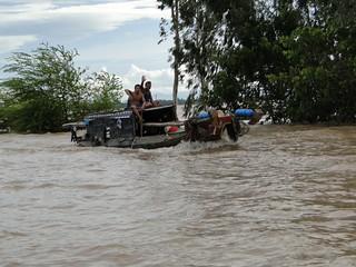 Vietnam flooding 2011