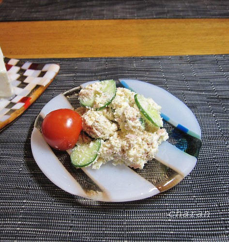 おからサラダ 2012.3.12 by Poran111