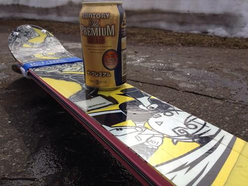 下山ビール