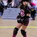 Cincinnati Junior Rollergirls Scrimmage, 2012-03-10
