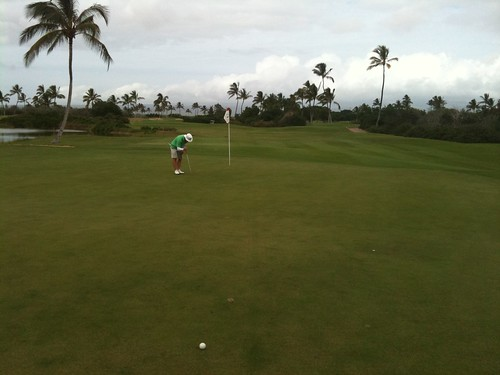 Hawaii Prince Golf Club 430