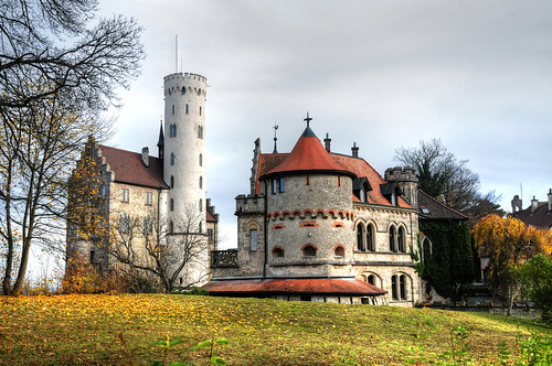 Castle Lichtenstein / Germany