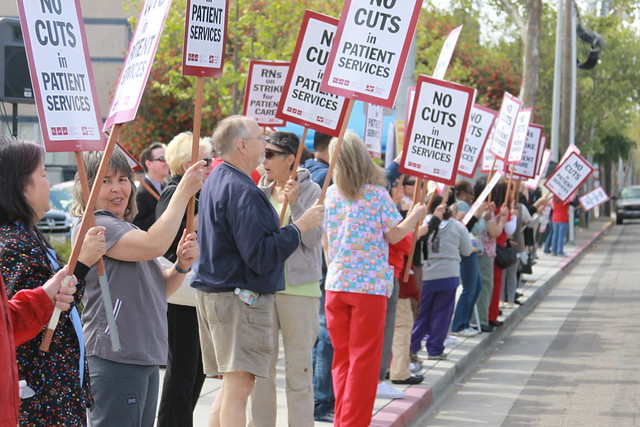 East Bay, Vallejo Sutter Nurses to Strike Nov. 1