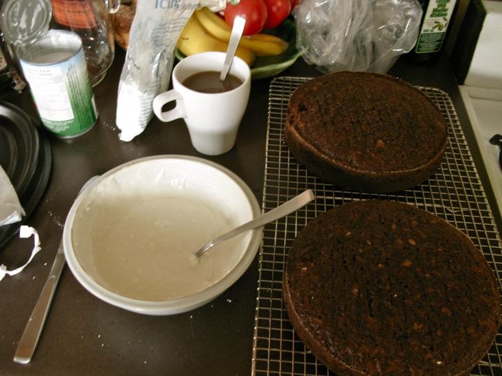 carrot coconut cake 004