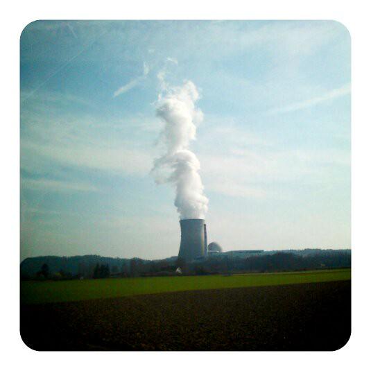 Nuclear power plant Leibstadt