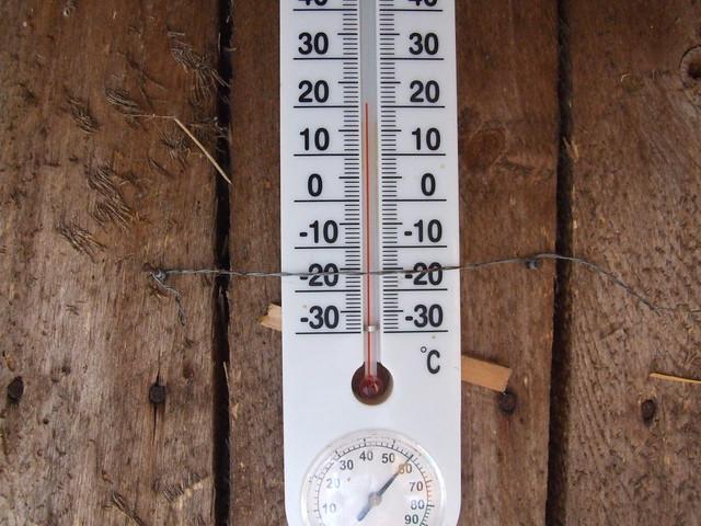 temperatura umbra, Salcie, 19 martie 2012