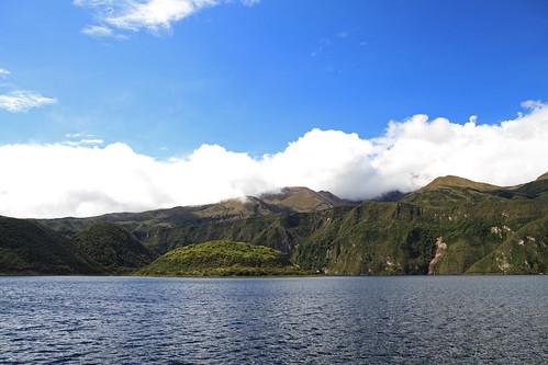 geotagged ecuador day cloudy lagunacuicocha geo:lat=029239377 geo:lon=7835763562