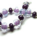 'Hyacinth' Classic Bracelet by Beads By Laura