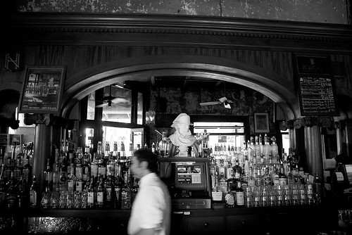 The Napoleon House - New Orleans, Louisiana
