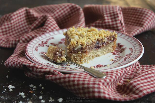 Peanut Butter&Jelly Pie