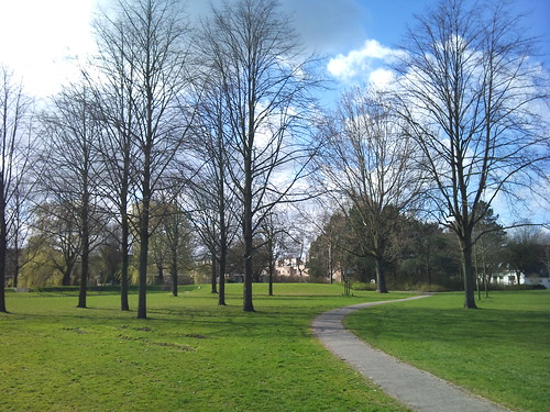 In the park by XPeria2Day