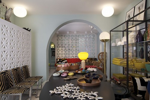 India Mahdavi Boutique in Paris