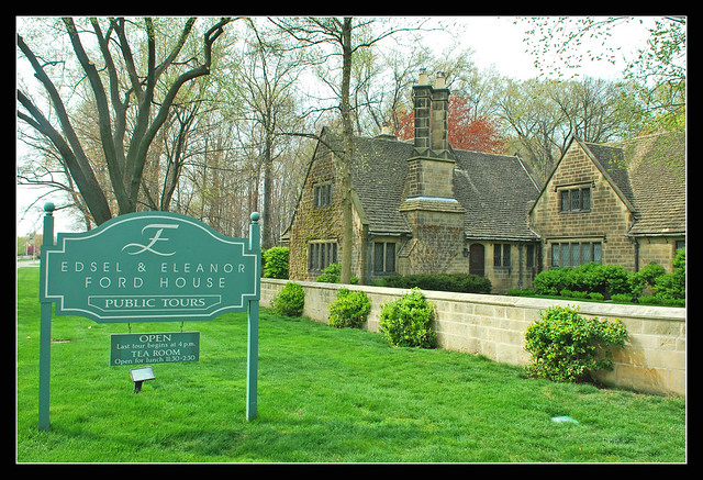Ford Mansion Grosse Pointe http://www.flickr.com/photos/sjb4photos/7078387813/